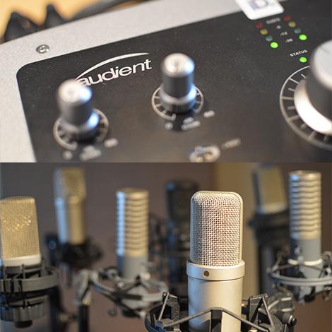 mics and pres again